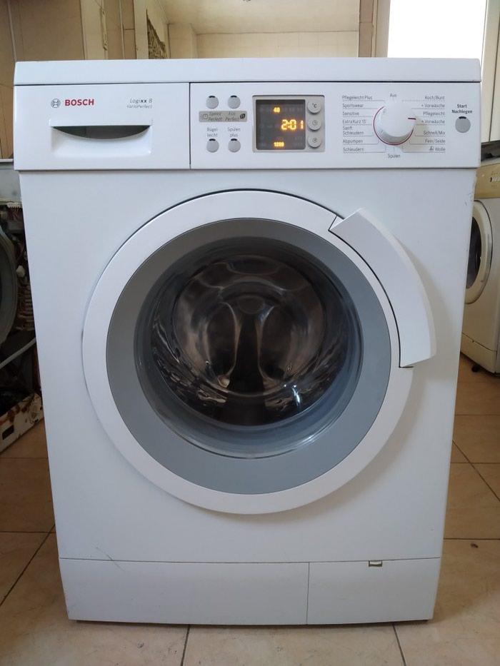 Washing Machine Bosch 8 kg.. Photo 0