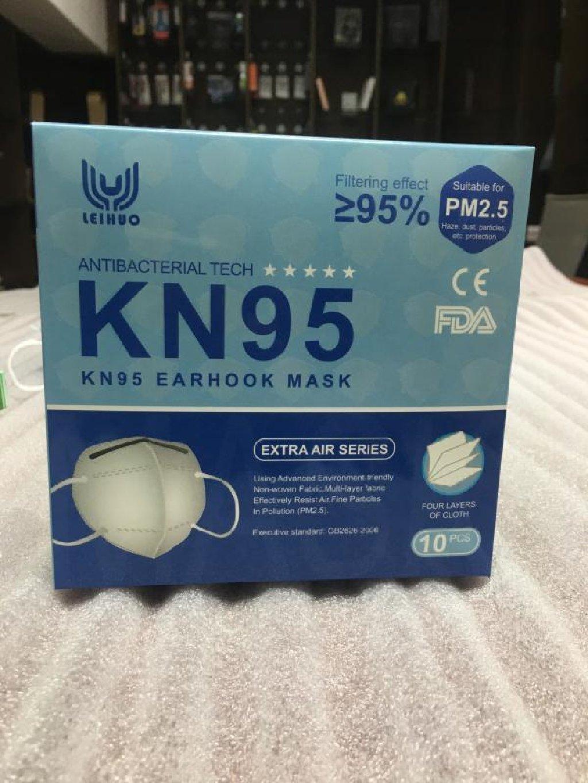 Защитные мульти-маски наивысшей степени защиты ffp2/3, маркировки KN95 ( с респиратором)