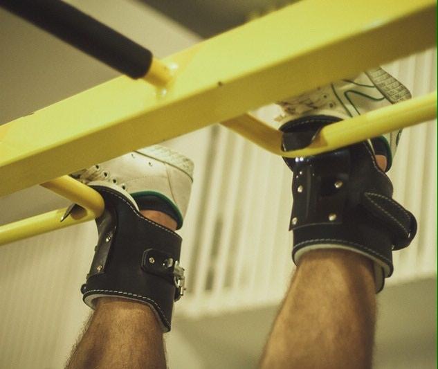 Инверсионный крюки для ног  . Photo 2