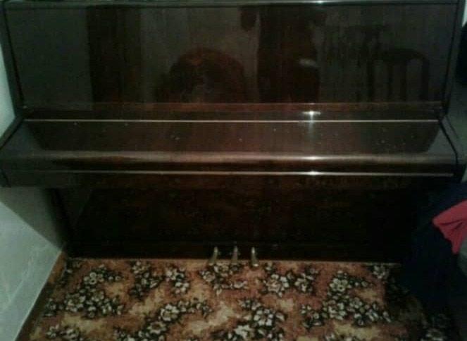 Пианино. Rosler состояние отличное. Photo 2
