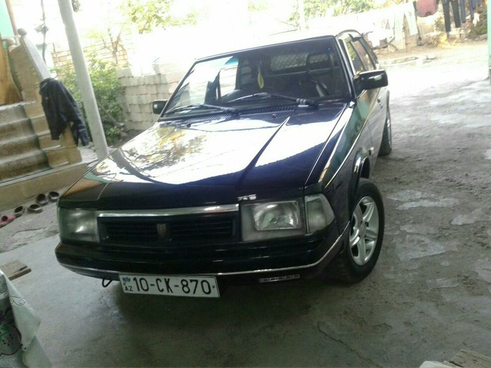 Moskviç 2141 1989. Photo 6