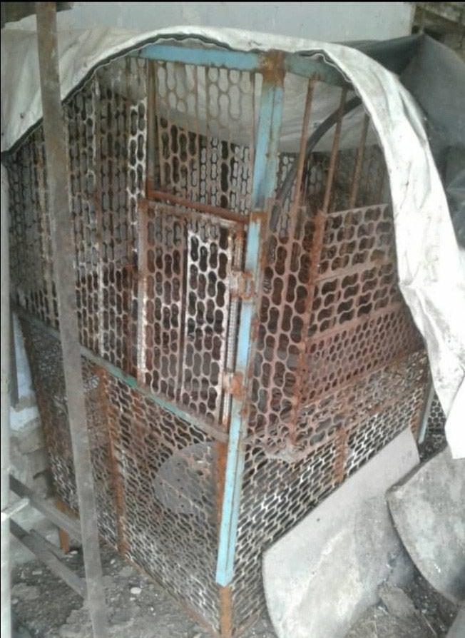 Продаю клетки для кроликов, все с железо. Photo 0