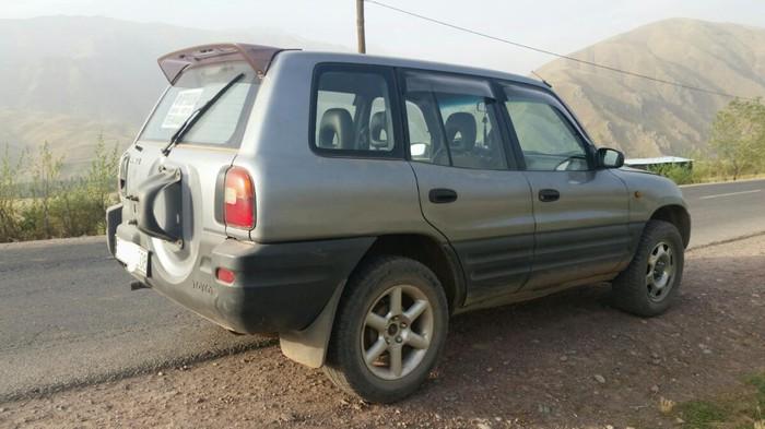 Toyota 1998. Photo 4