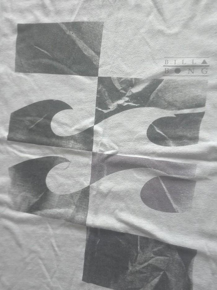 Μπλουζα με μωβ μαι μαυρα κύματα. Photo 1