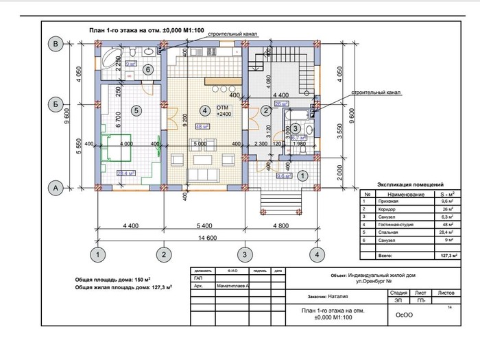 Продажа Дома от собственника: 260 кв. м., 6 комнат. Photo 3