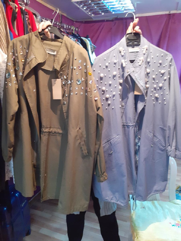 Джинсовые куртки в Баку