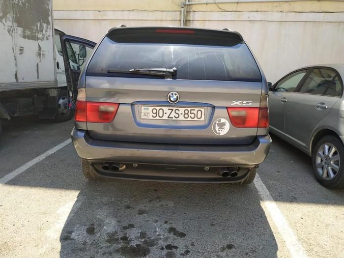 BMW X5 2001. Photo 1