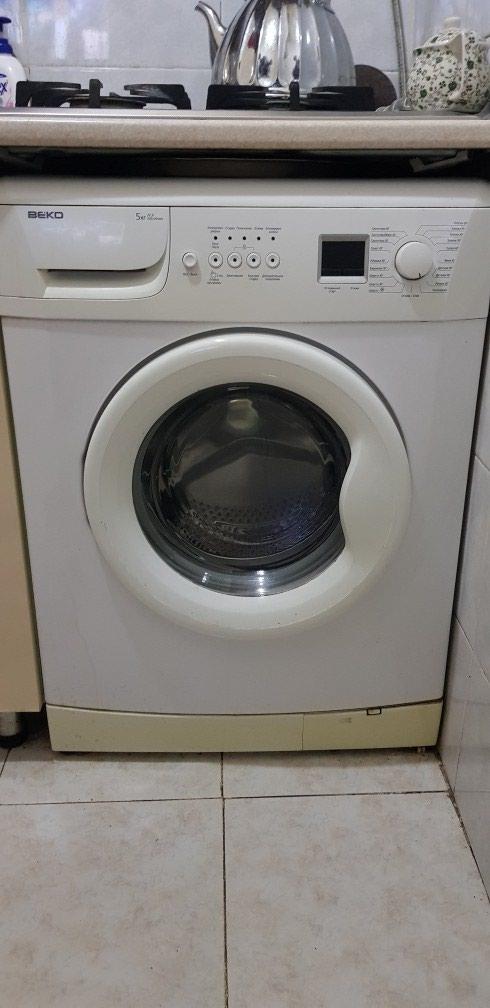 Bakı şəhərində Avtomatik Washing Machine Beko 5 kg.
