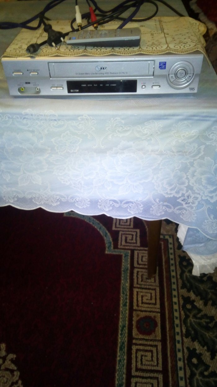 Video pristavka Gumuwu ranqda LG firmasi Cox az iwladilib.oriqinaldi.. Photo 0