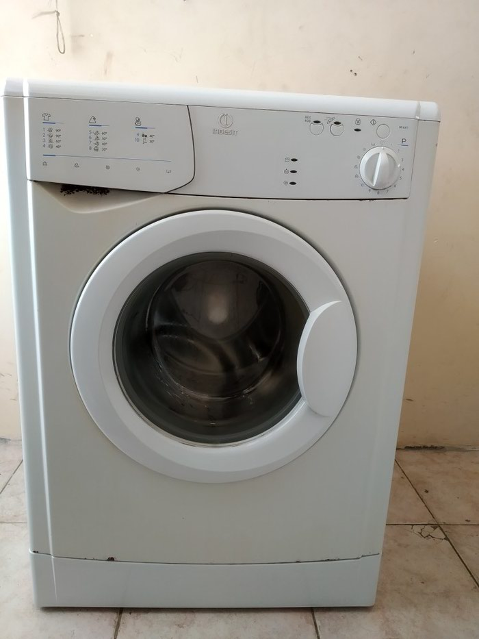 Vertical Avtomatik Washing Machine Indesit 6 kg.. Photo 3