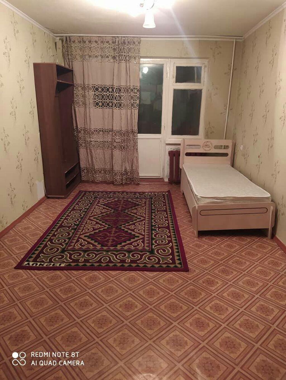 Сдаётся чистая уютная комната с подселением зал  (автомат, холодильник) есть 5мкр на против бета сторесс2