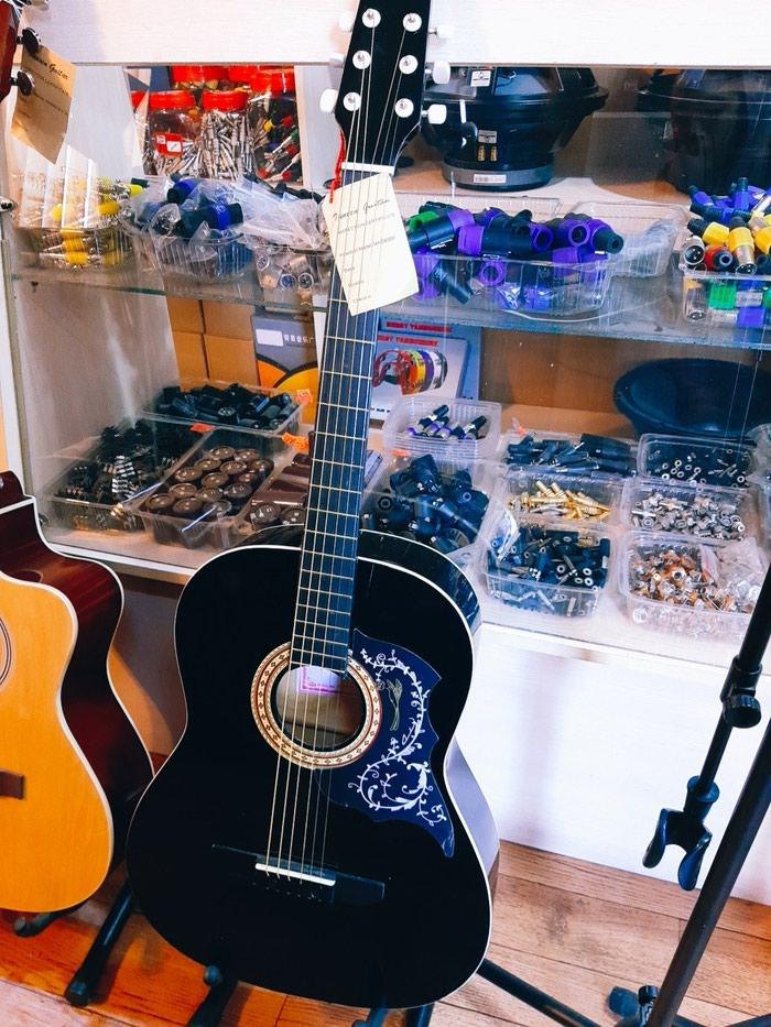 Оригинальные гитары Дженсен в Душанбе