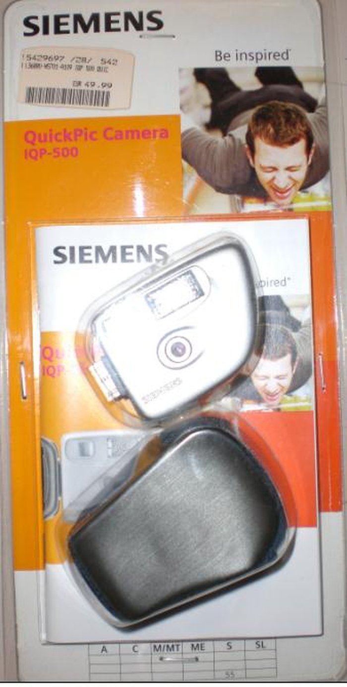 Siemens quick pic camera iqp-500/510, καινουρια σε Πειραιάς