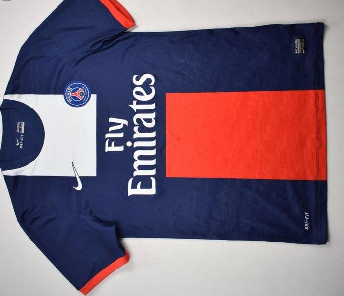 Paris saint germain αυθεντικο nike t shirt medium. Photo 0