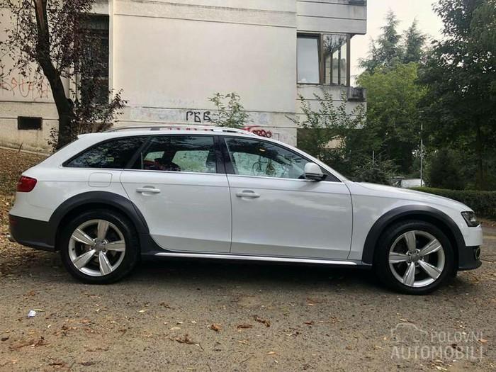 Audi A4 Allroad Quattro 2012. Photo 2