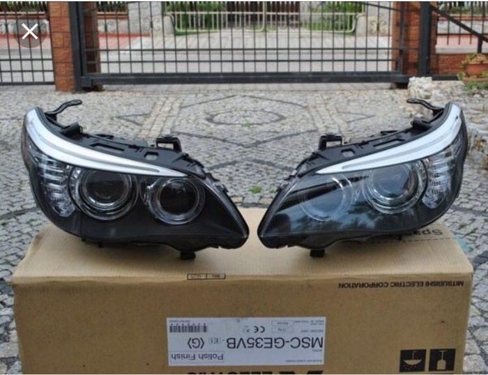 БМВ Е60 Фары( рест , дорест, галоген, ксенон, умные фары). Photo 6