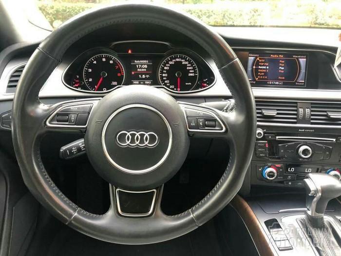 Audi A4 Allroad Quattro 2012. Photo 6