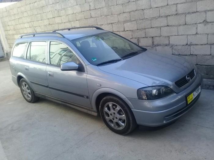 Opel Astra 2005. Photo 0