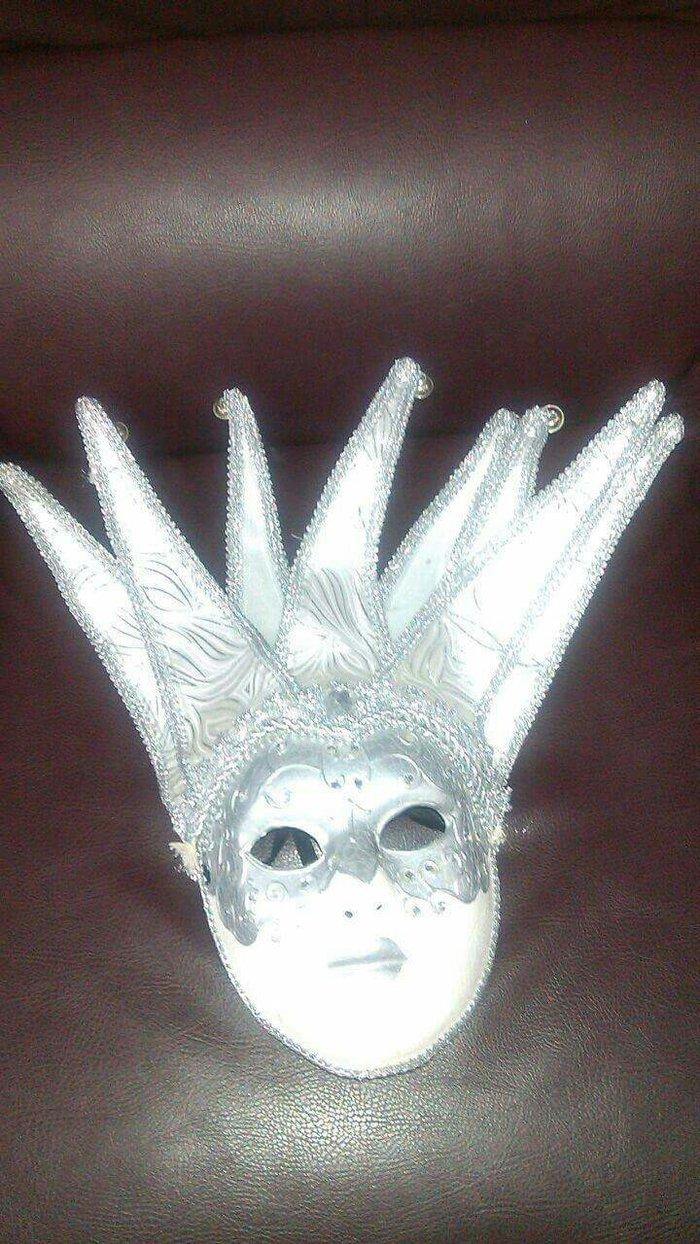 Bakı şəhərində маска