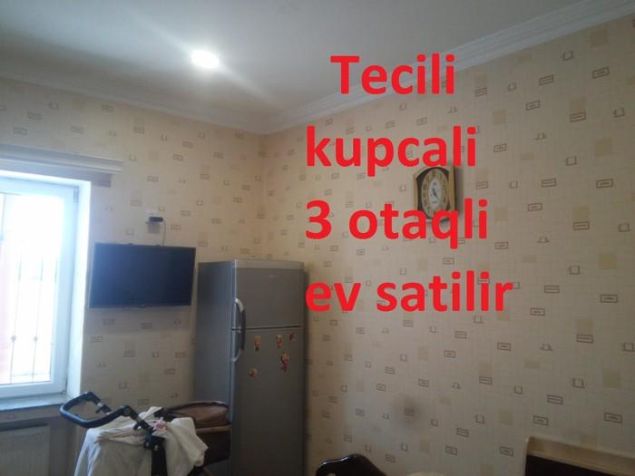 Satış Evlər : 100 kv. m., 3 otaqlı. Photo 0