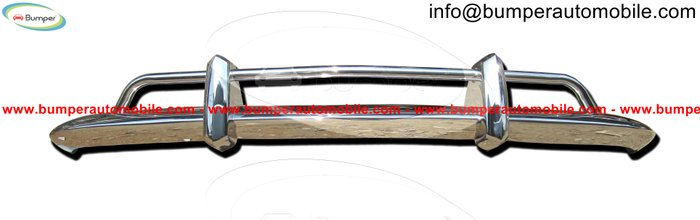 Volkswagen Karmann Ghia USA  year 1955 – 1966 bumper stainless steel in Amargadhi