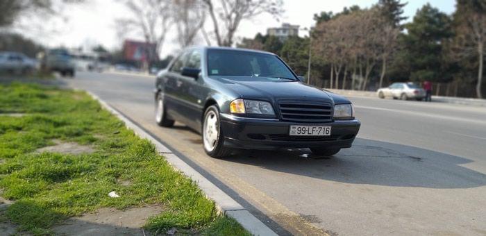 Mercedes-Benz C 280 1998. Photo 2