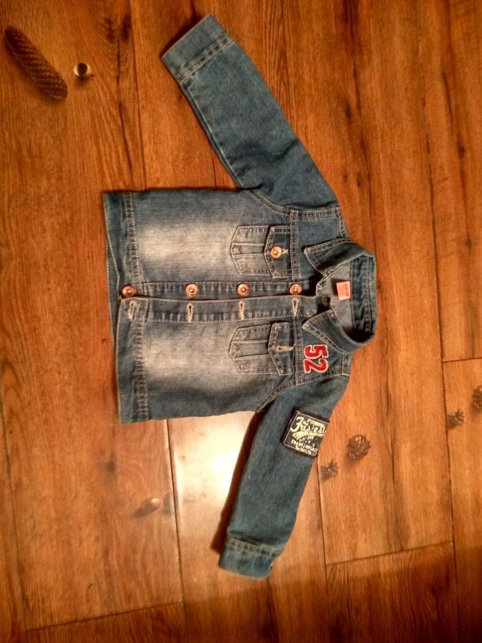 Куртка джинсовая на 2,3года в Токмак
