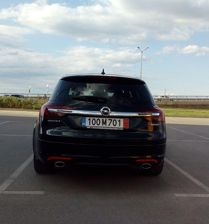 Opel Insignia 2015 σε Χαλκιδική