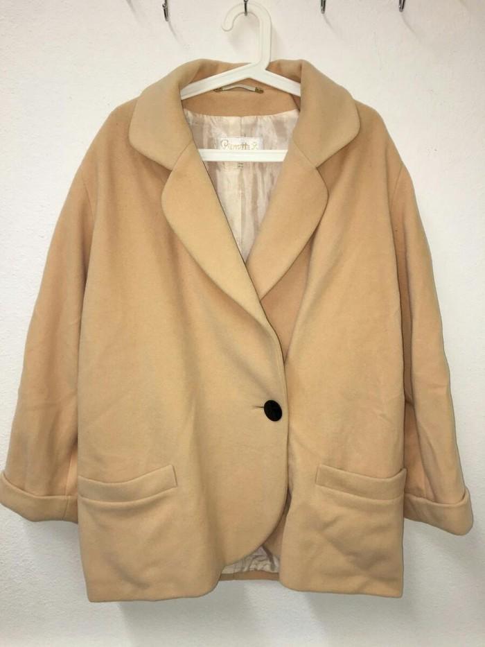 Kaput od vune i kasmira,made in Switzerland jako kvalitetan kao nov