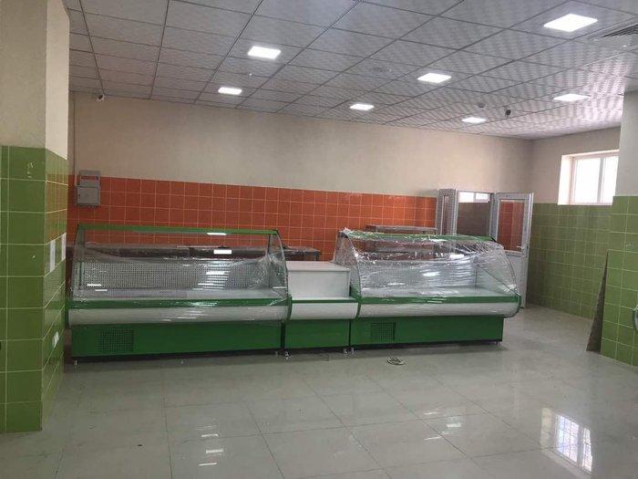 Витринные холодильники в Лебединовка