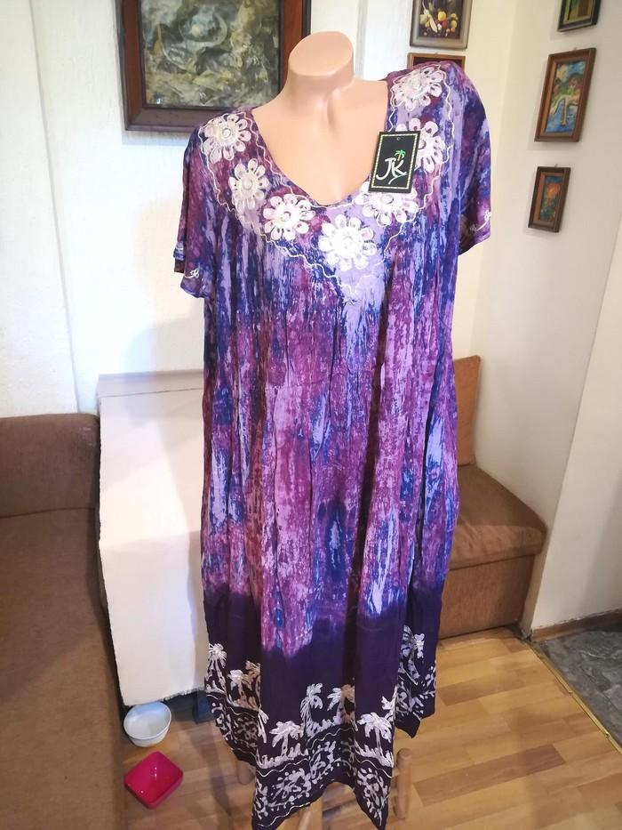 Nova zenska indijska haljina za punije Nini. Indijska. Odlicna: Nova zenska indijska haljina za punije Nini. Indijska. Odlicna