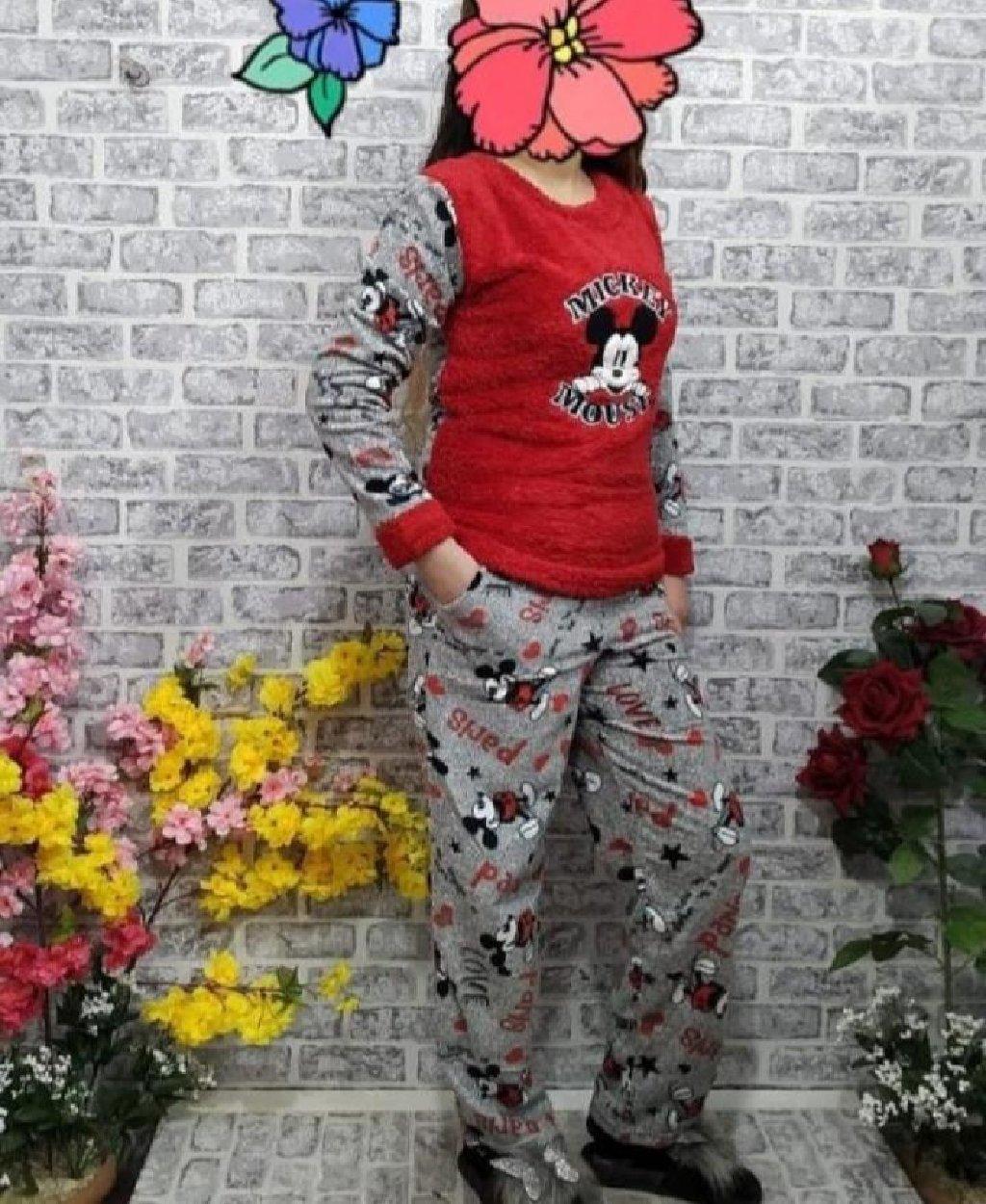 Pijama galin