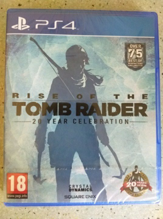 Rise of The Tomb Raider. Photo 0