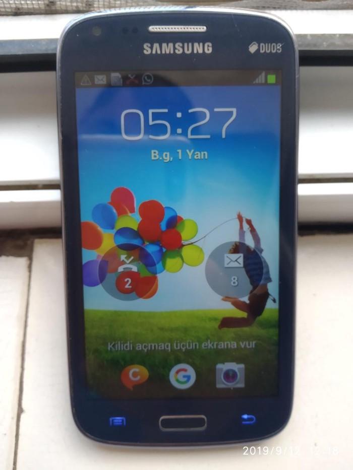 Təmirə ehtiyacı var Samsung GT-C3010 1 GB göy. Photo 0