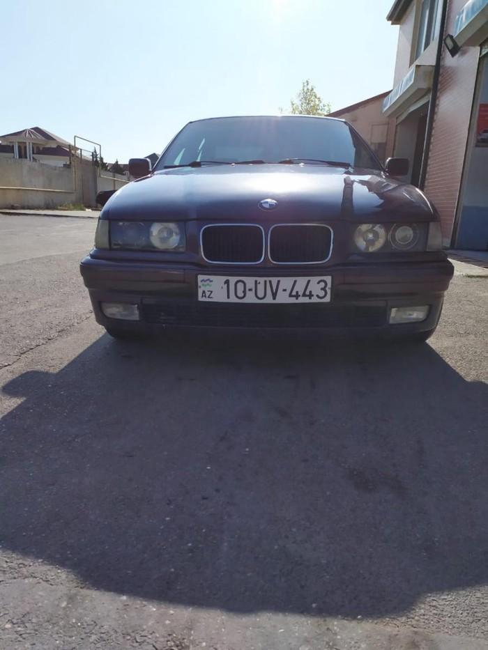BMW 316 1994. Photo 5
