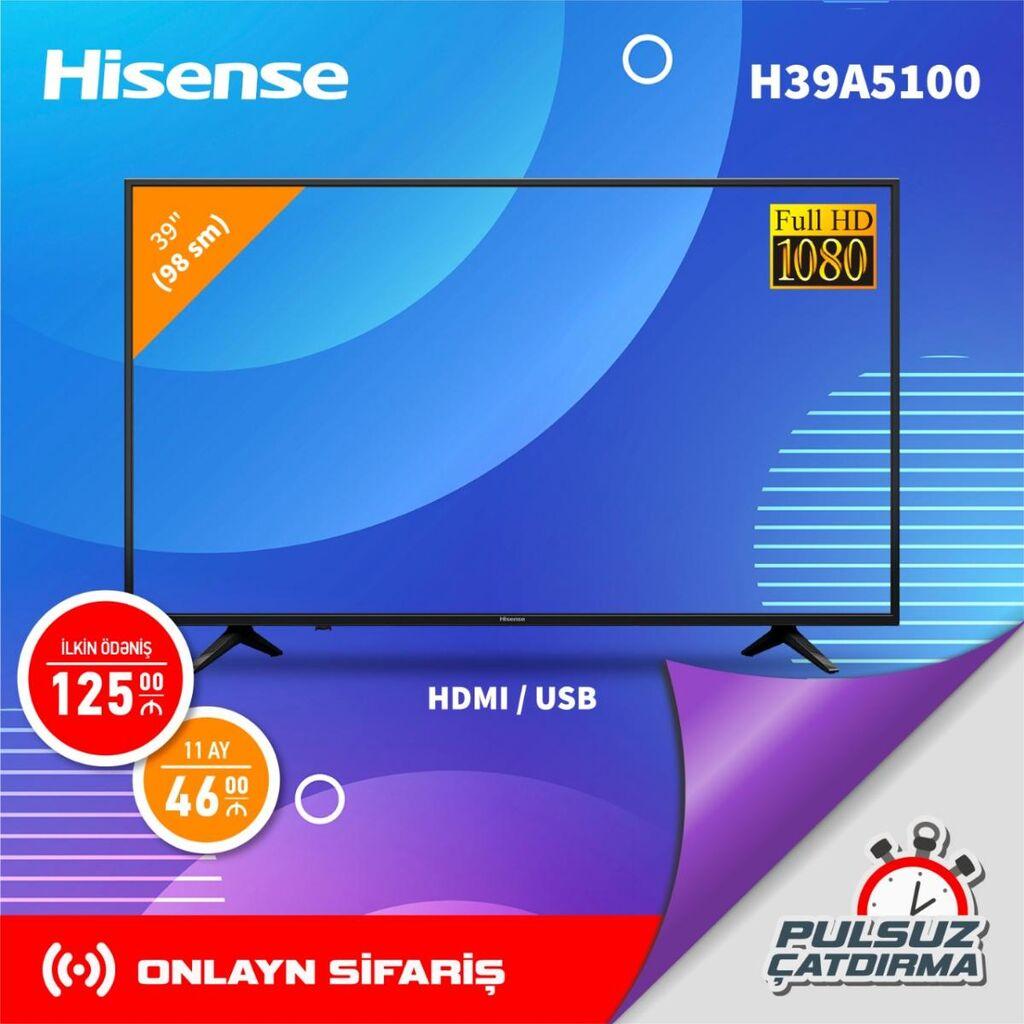 """Televizor """"Hisense"""""""