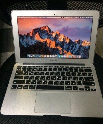 Macbook Air A1466 2012 года в идеальном состоянии  Отдам за 29000. в Бишкек