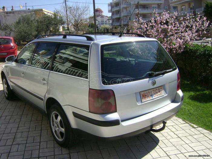 Volkswagen Passat 2004. Photo 3