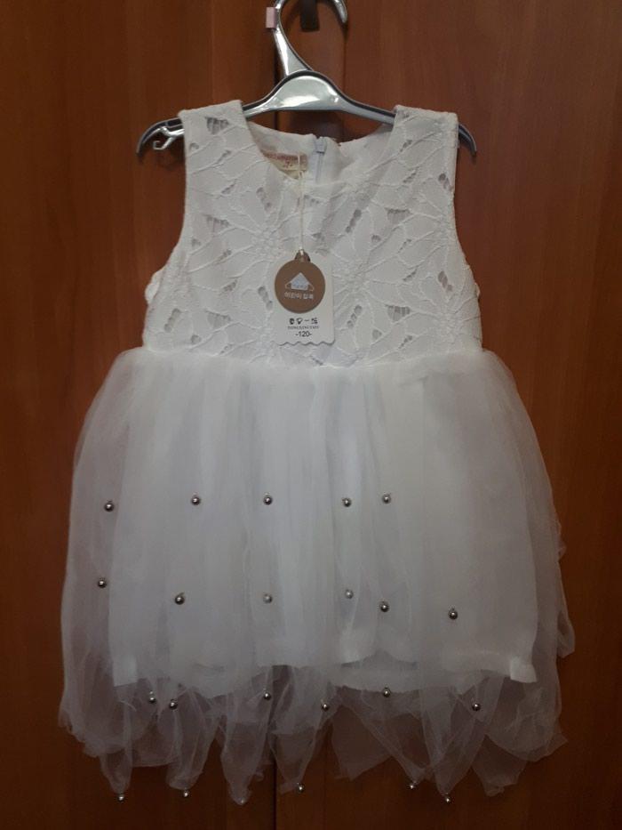 4000b6bcc6c78ce Красивое новое платье 2,5-3 года за 380 KGS в Бишкеке: Детские ...