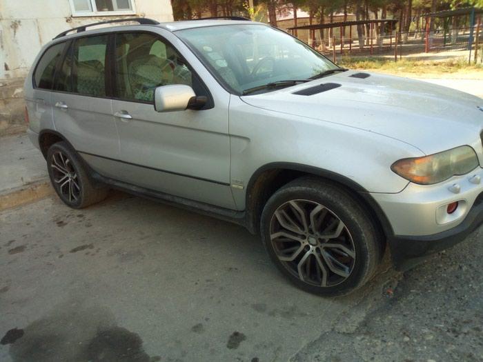BMW X5 2005. Photo 0
