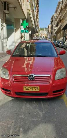 Toyota Avensis 2005. Photo 1