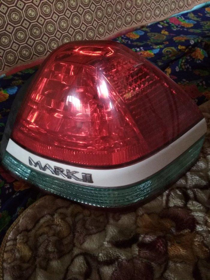 Правый стоп фонарь Марк 2 рейсталинг. Photo 0