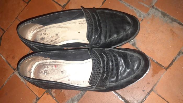 Продаю кожаную туфли Baskoni. покупала за 3300с.. Photo 2
