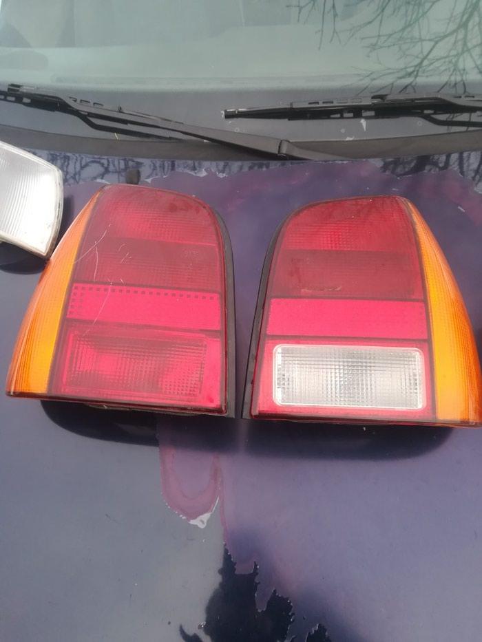 Stop lampe far. i migavci za VW polo 1994-1999. Photo 1
