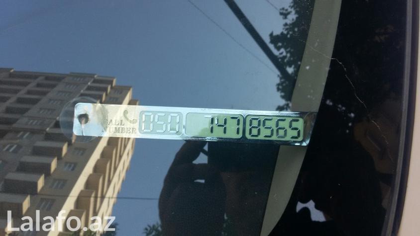 Номер мобильного для авто работают на фосфоре. Photo 0