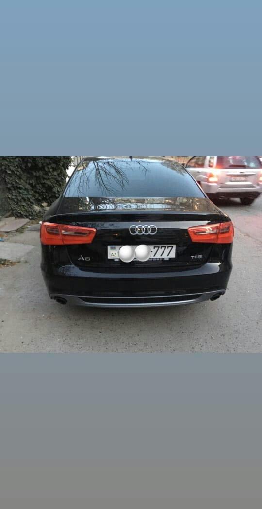 Audi A6 2013. Photo 2