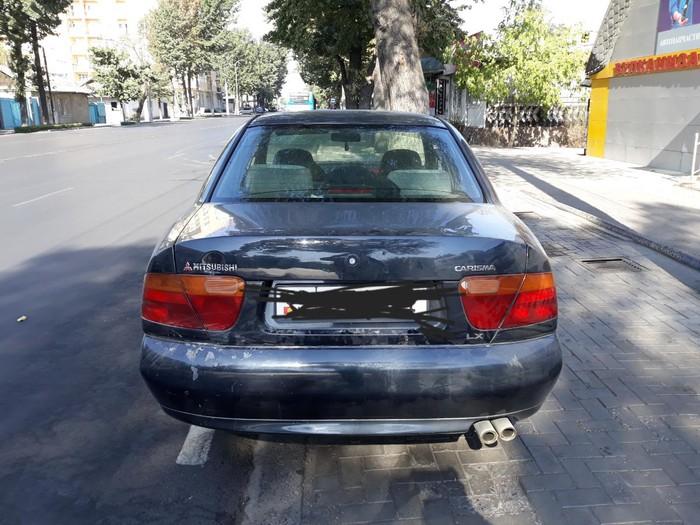 Mitsubishi Carisma 1998. Photo 4