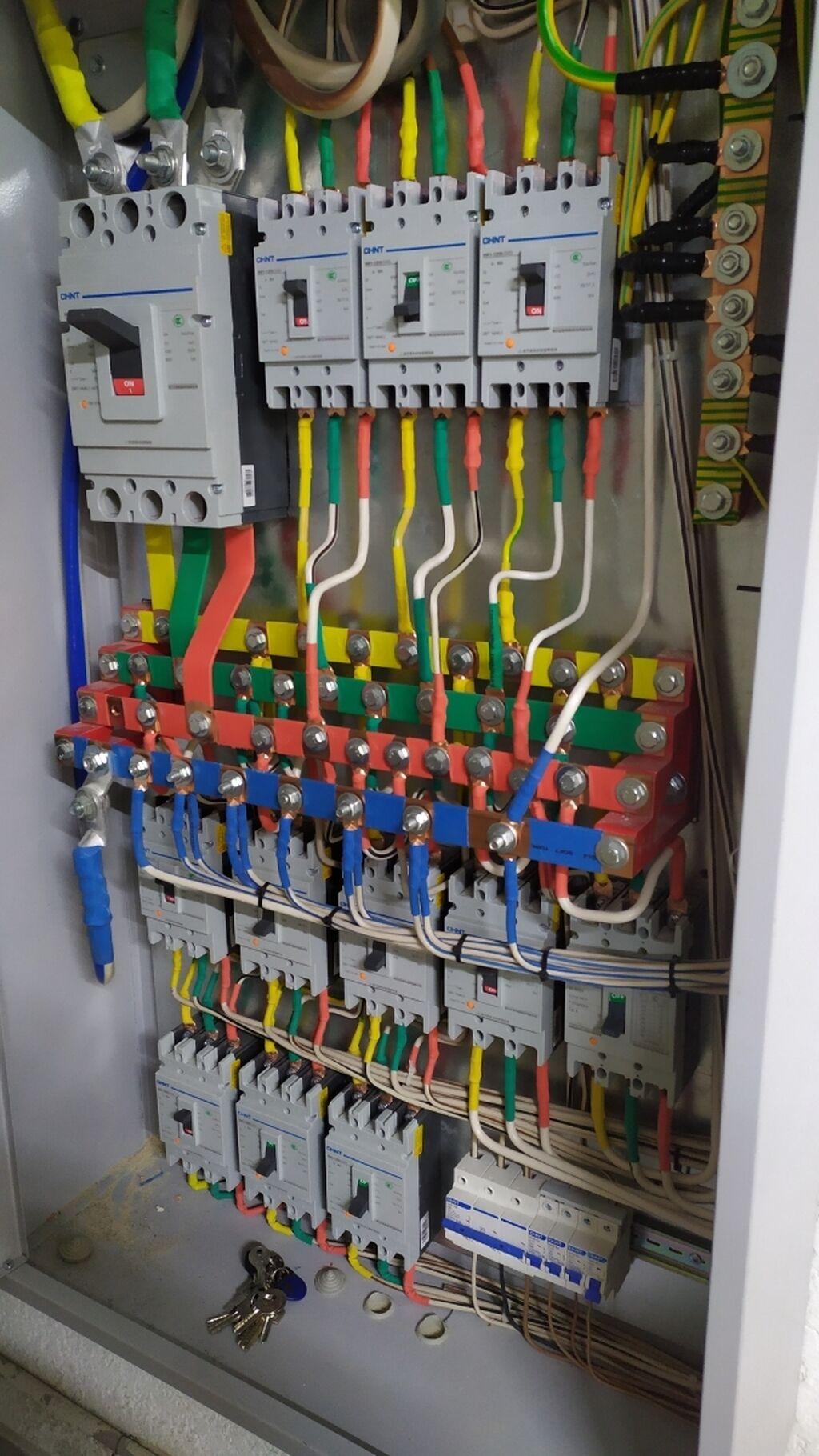 Электрик | Прокладка, замена кабеля | Стаж 3-5 лет опыта: Электрик | Прокладка, замена кабеля | Стаж 3-5 лет опыта