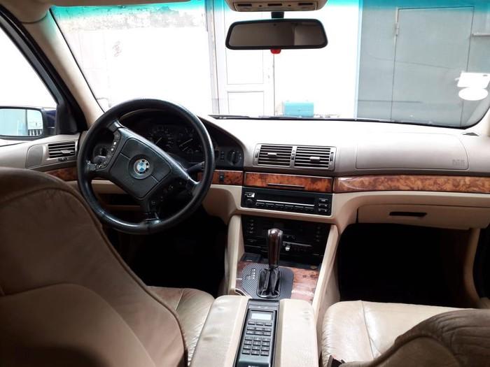 BMW 528 1996. Photo 2