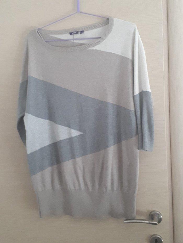 Μπλουζα βαμβακερη Mexx σε αψογη κατασταση με μανικι 3/4 καλυπτει l/xl.. Photo 2